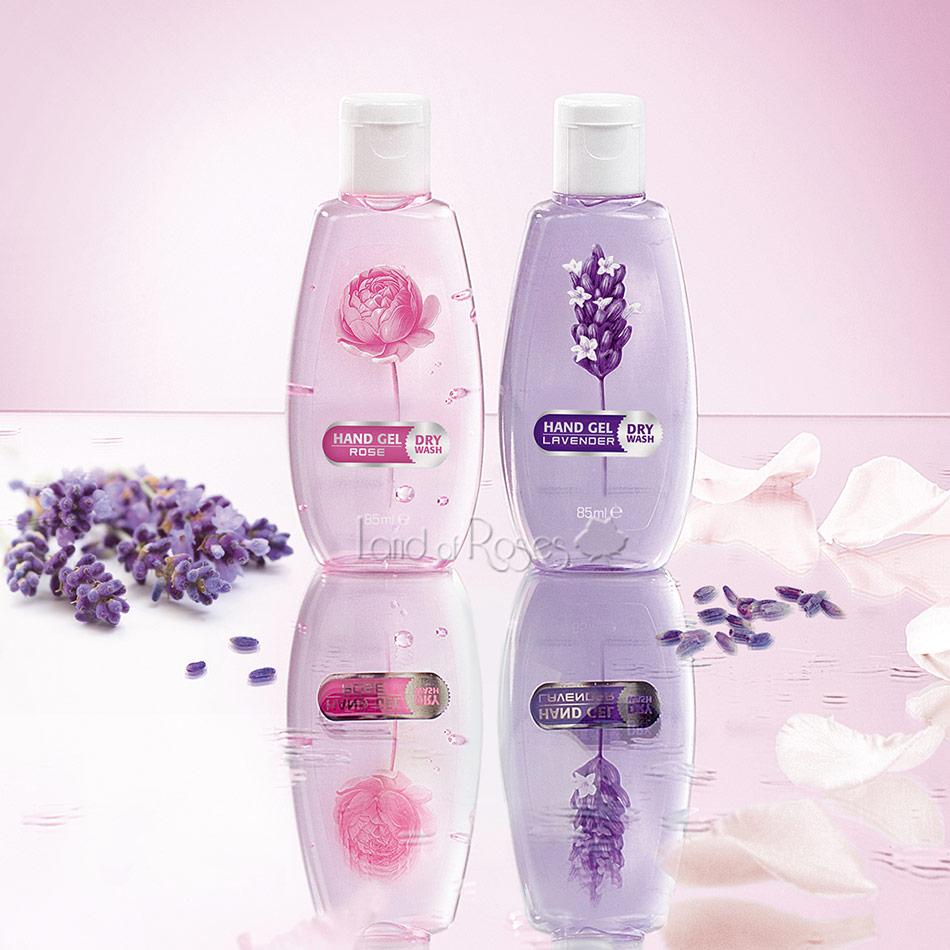 Hand gel Lavender (dry wash)
