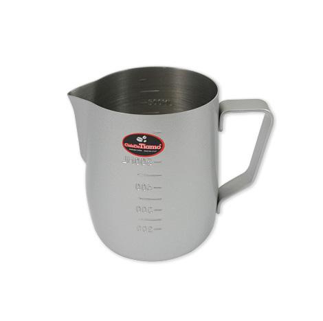 TIAMO 1311 Non-Stick Milk Pitcher W/SCALE (GREY)
