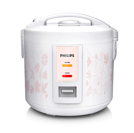 PHILIPS Daily Collection Rice Cooker (HD-3018/01)