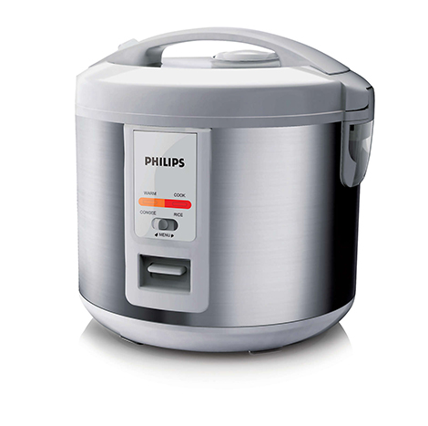 PHILIPS Daily Collection Variety Rice Cooker (HD-3027-03)