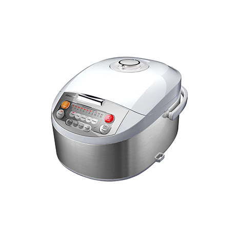 PHILIPS Viva Collection Fuzzy Logic Rice Cooker (HD-3038)
