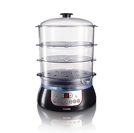 PHILIPS Pure Collection Essentials Steamer (HD-9140)