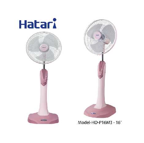 "HATARI 16"" Stand Fan ( HD-P16M3 )"