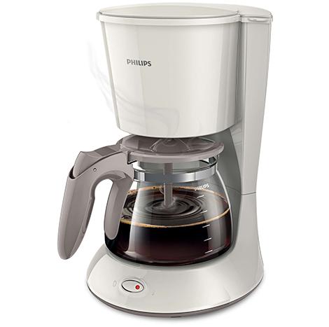 Philips Coffee Maker (HD7447/00), White