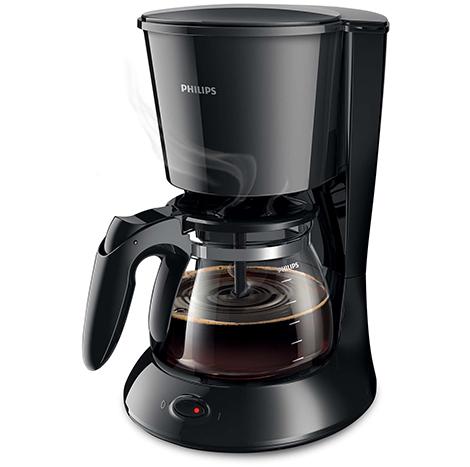 Philips Coffee Maker (HD7447/20), Black
