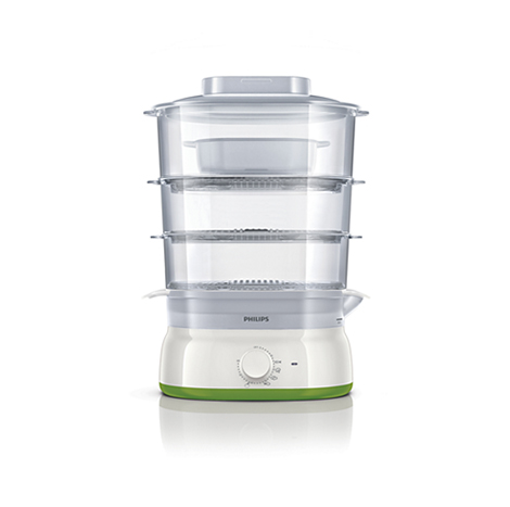 Philips Food Steamer (HD9125/00)