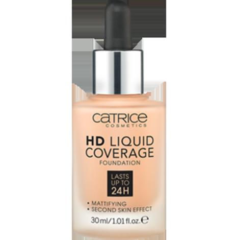 Catrice HD Liquid Coverage Foundation 030