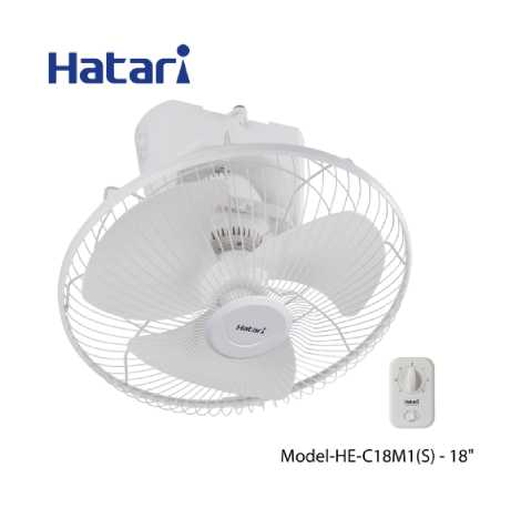 "HATARI 18"" Cycle Fan ( HT-C18M1(S) )"
