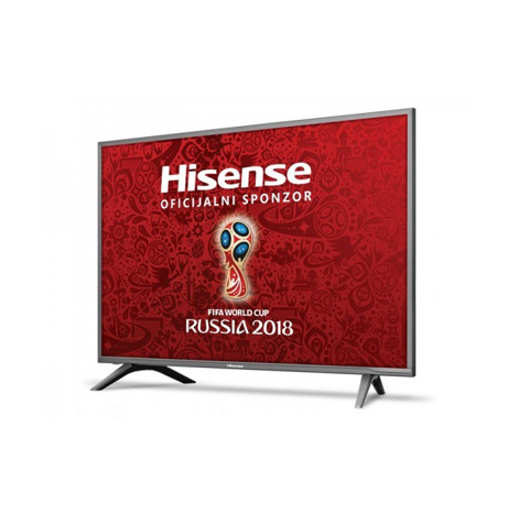 "Hisense 43"" LED TV ( Digital T2 ) ( HE43M2165FTS )"