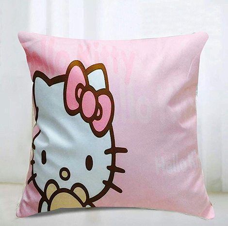 Memo Hello Kitty Pillow