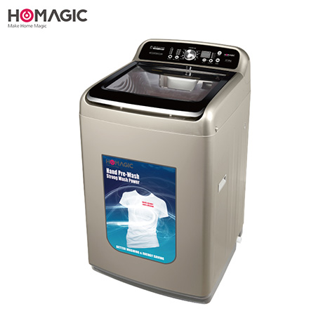 HOMAGIC 12KG Automatic Washing Machine ( HFW120-J1799AS )