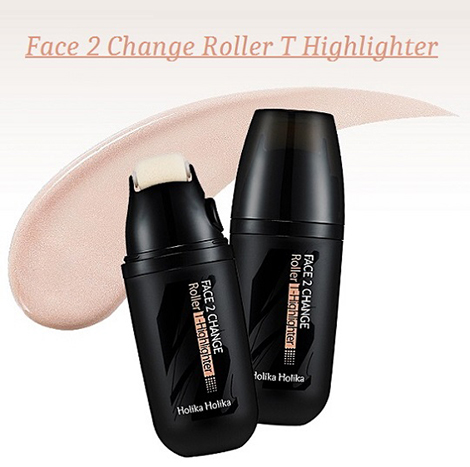 HOLIKA HOLIKA Face 2 Change Roller T Highlighter 18ml (HHF-33)