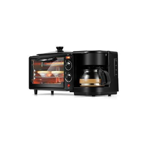 Automatic 3-in-1 Multi-function 9L Electric Breakfast Machine Baking Coffee Toaster (HL9LK)