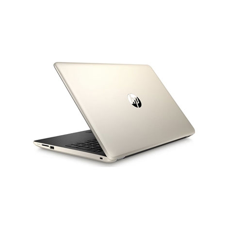 HP 15-bs667TX, Notebook ( Pale Gold )