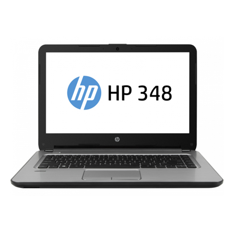 HP 348 G4 Laptop (i5 - RAM 4GB)