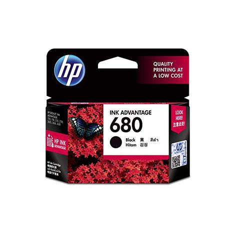 HP 680 Black Ink Catridge