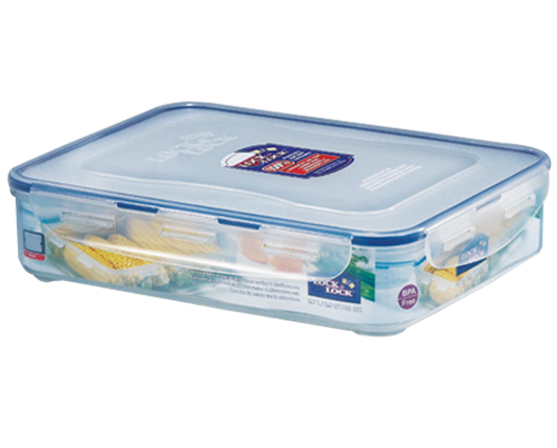 LOCK & LOCK Rectangular Tall Food Container 2.7L (HPL832)