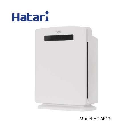 HATARI Remote Control Air Purifier ( HT-AP12 )
