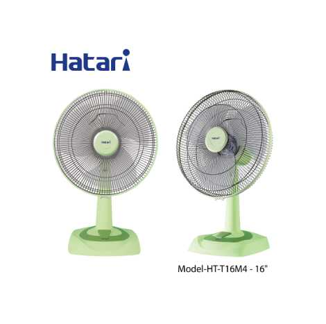 "HATARI 16"" Table Fan ( HT-T16M4 )"
