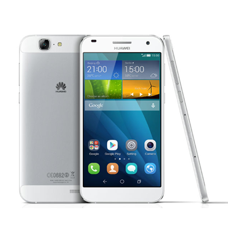 Huawei Ascend G7-Silver