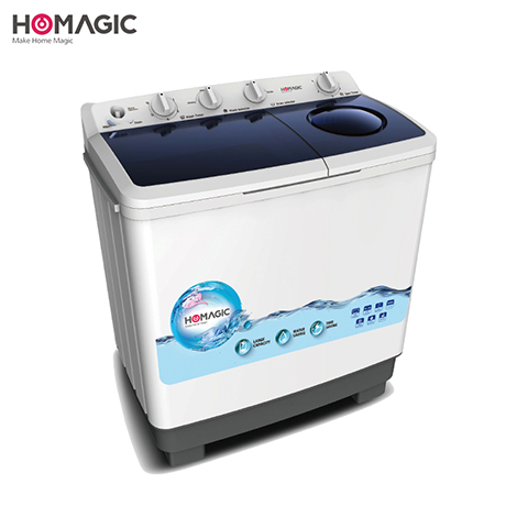 HOMAGIC 12KG washing machine ( HXPB120-1318S )
