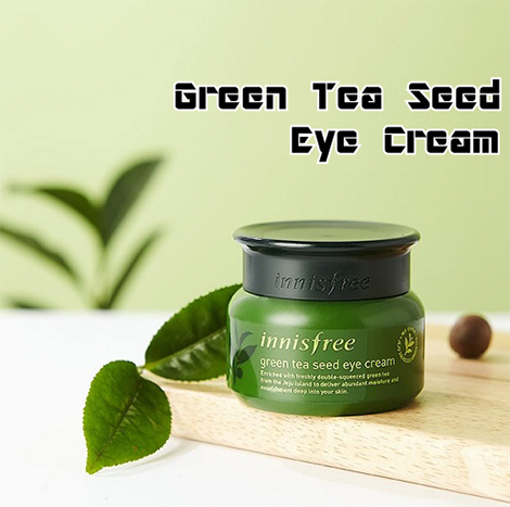 Innisfree Green Tea Seed Eye Cream 30ml (IFS-17)