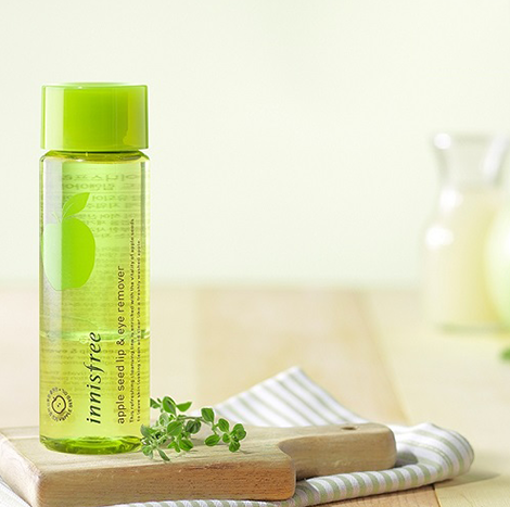 Innisfree Apple Seed Lip&Eye Makeup Remover 100ml (IFS-37)