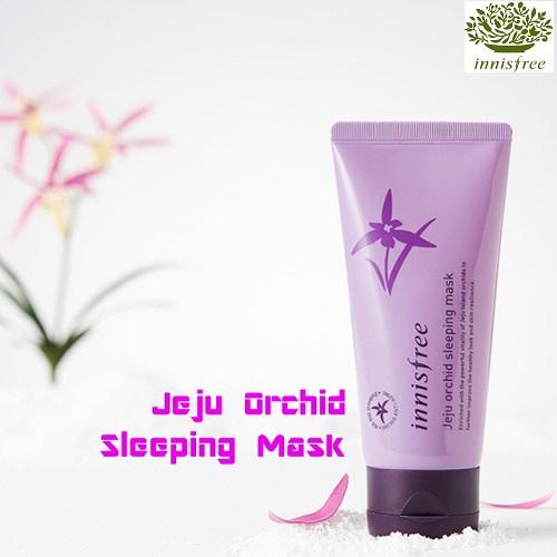 Innisfree Jeju Orchid Sleeping Mask 80ml (IFS-53)