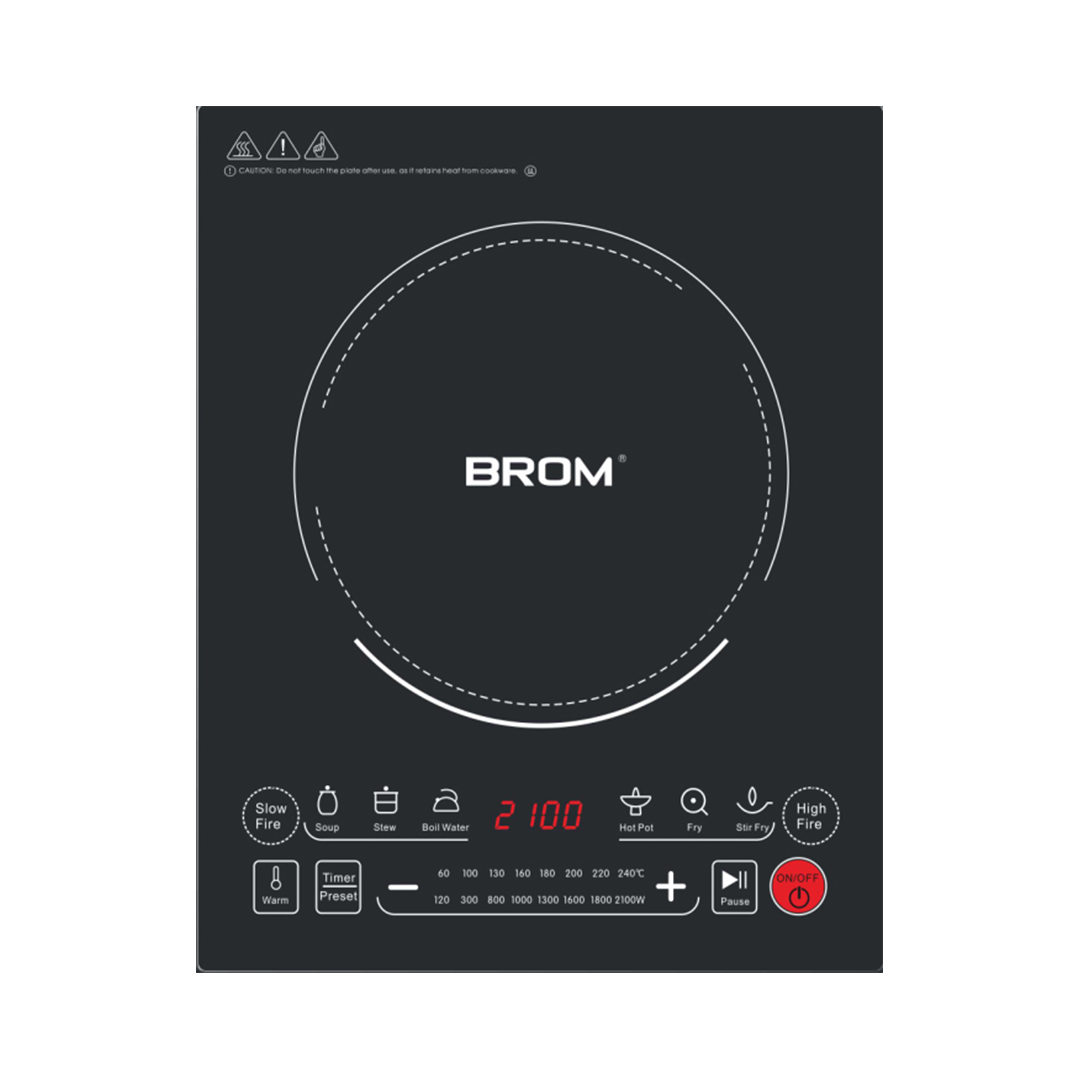 BROM Induction Cooker (270*270mm)