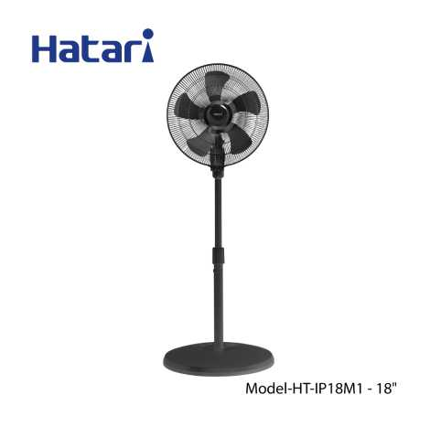 "HATARI 18"" Industrial Stand Fan ( HT-IP18M81 )"