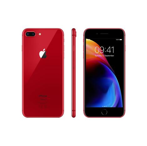 iPhone 8 Plus (256 GB) PI, Red