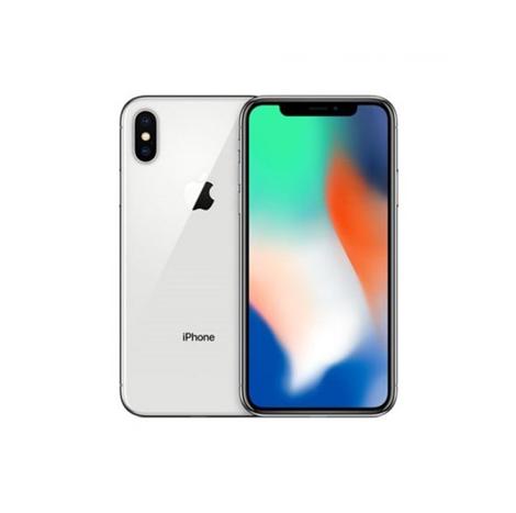 iPhone X (3GB, 256GB) Silver (NAKZ Warranty)