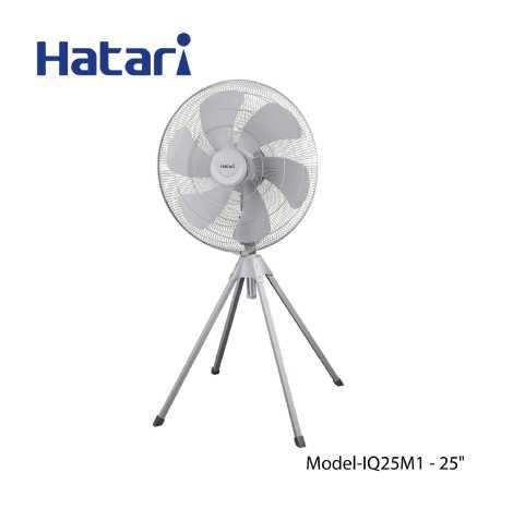 """HATARI 25"""" Industrial Stand Fan ( HF–IQ25M1 )"""