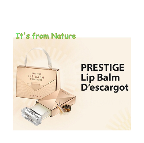 It's Skin PRESTIGE Lip Balm D'Escargo 6g (ISL-10)