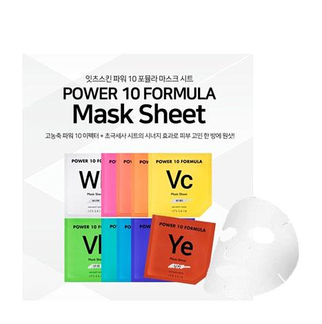 It's Skin Power 10 Formula Mask Sheet WH (25ml x 5pcs) (ISS-11WH)