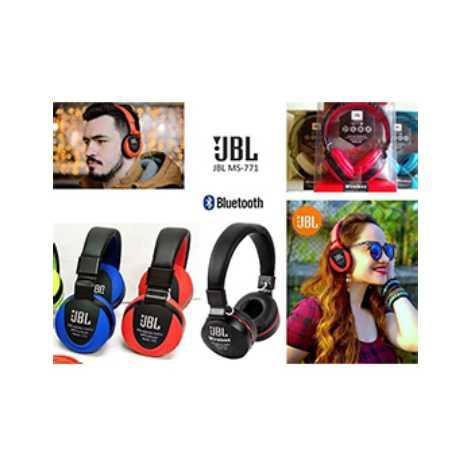 JBL (first copy) Bluetooth Head Phone (HD sound)