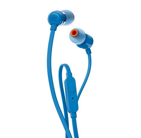 JBL In-Ear Wired Headphone (T110)