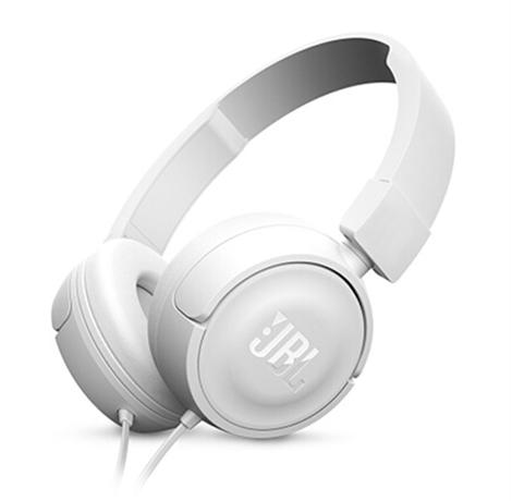 JBL On-Ear Wired Headphones (T450)