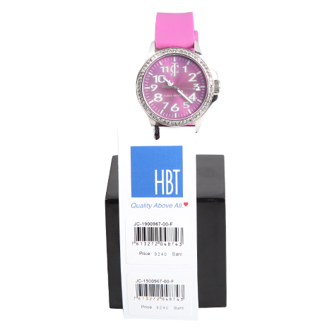 HBT Juicy Couture Silicon Female Watch (JC-1900967-00-F)