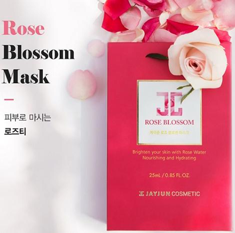 JayJun Rose Blossom Mask Mask 25mlx5pcs (JJS-08)