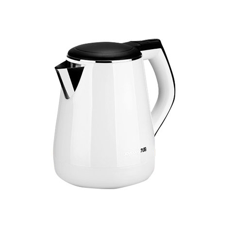 JOYOUNG JYK-13F05A Electric Kettle 304 Stainless Steel Anti-Hot Automatic Power Off Kettle ( White )