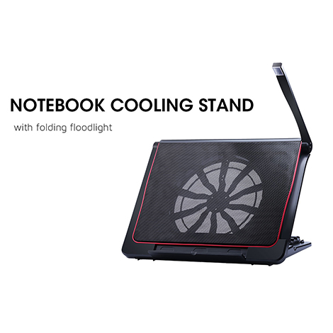 WESDAR K-8288F NoteBook Cooling pad