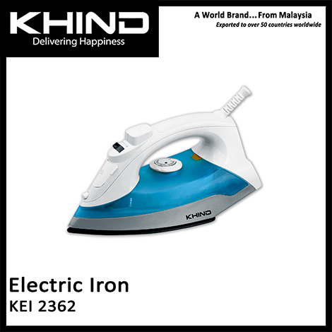 KHIND Electric Steam Iron ( KEI 2362 )