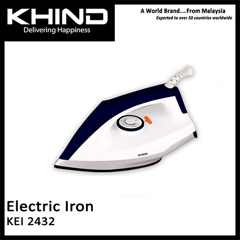 KHIND Electric Dry Iron ( KEI 2432 )
