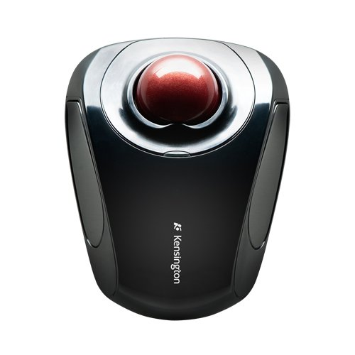 Kensington OrbitTM Wireless Trackball with Touch Scroll