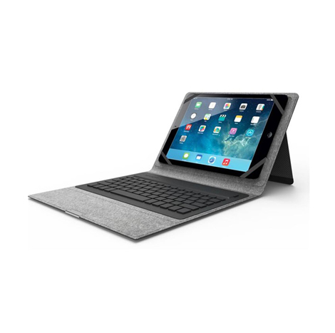 KeyFolioTM Fit Universal For 10 IPad Air