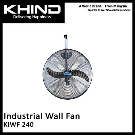 KHIND 24 Inch Industrial Wall Fan ( KIWF 240 )