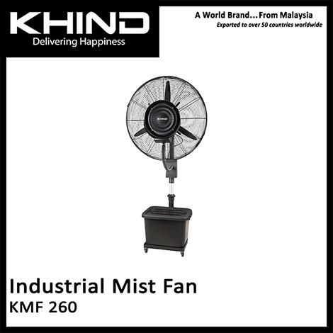 KHIND 26 Inch Industrial Mist Fan ( KMF 260 )