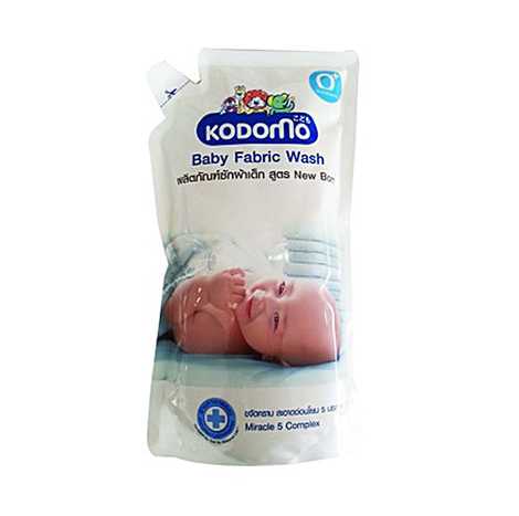 Kodomo Baby Fabric Wash Refill (600 ML)