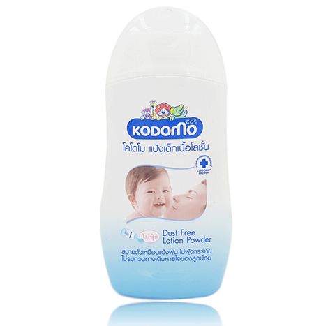 Kodomo Baby Lotion Powder( 200ml )